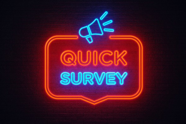 image of a survey